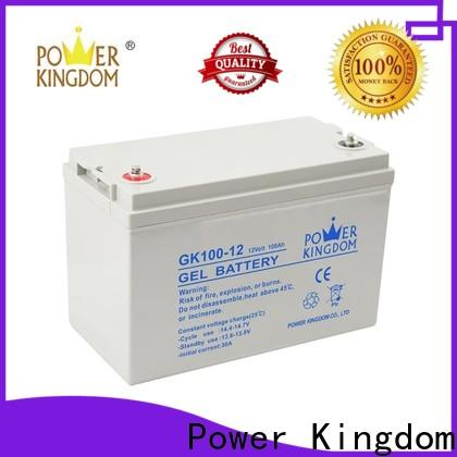 Power Kingdom best agm battery for business Automatic door system