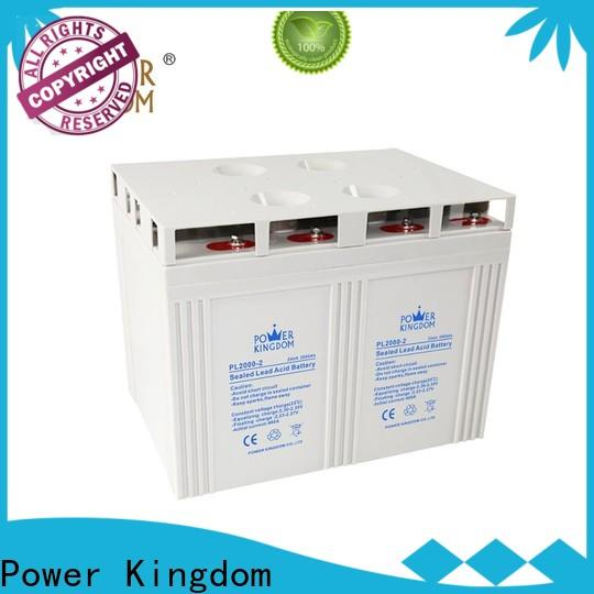 Power Kingdom Best agm car battery life expectancy for business