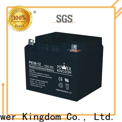 High-quality agm battery charging profile customization solar and wind power system