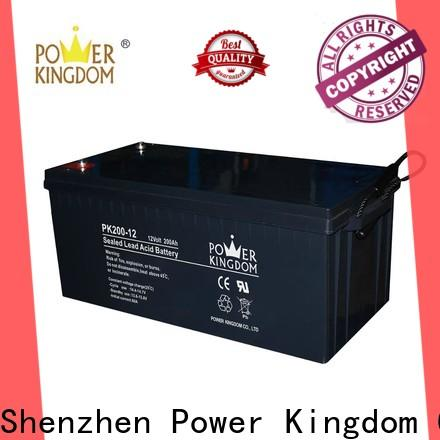 Latest 12 volt rechargeable gel cell battery factory price