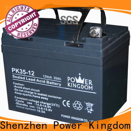 Power Kingdom agm battery advantages for business