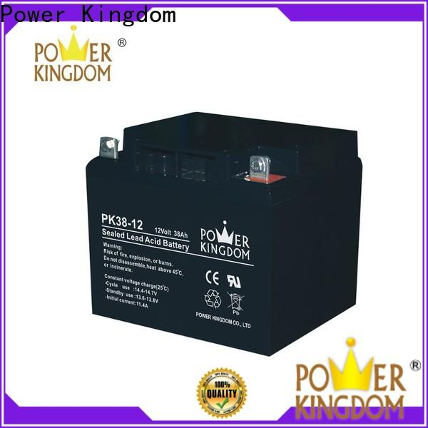 Power Kingdom battery acid mat factory price Automatic door system