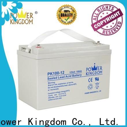Power Kingdom High-quality glass matt battery order now