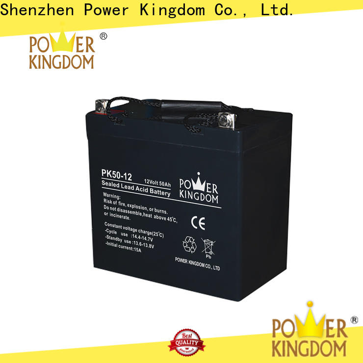 Power Kingdom High-quality gel car battery prices order now Power tools