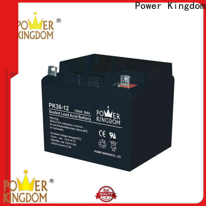 Power Kingdom Top bosch agm battery factory solar and wind power system