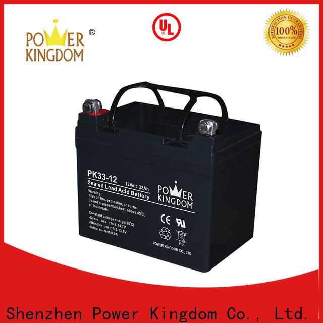 advanced plate casters sealed 12v deep cycle battery from China solar and wind power system