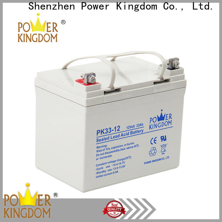 Power Kingdom High-quality 12v gel battery for sale free quote