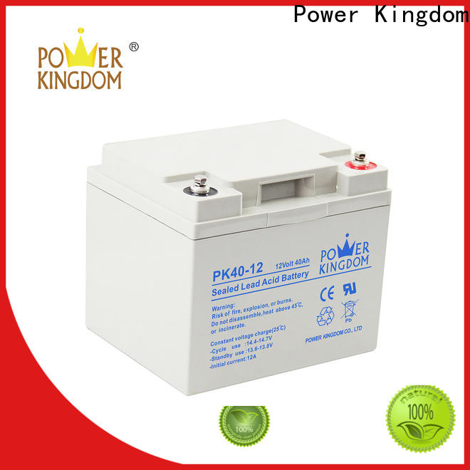 Power Kingdom used agm batteries directly sale Power tools