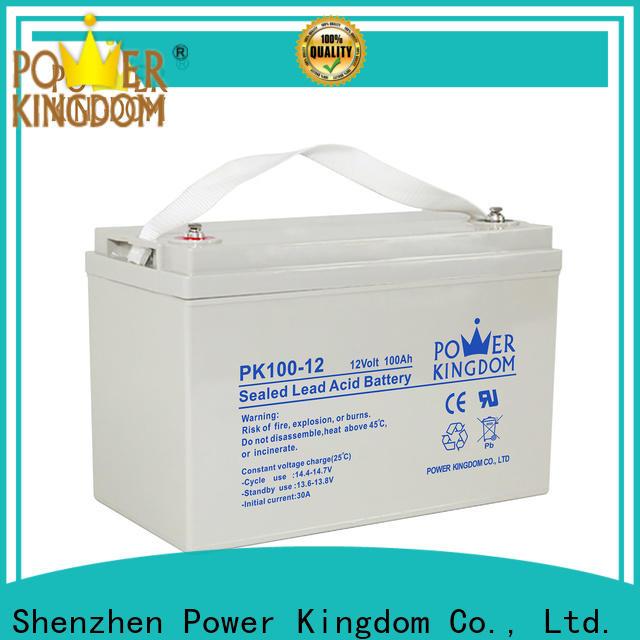 Power Kingdom everstart marine battery factory price Automatic door system