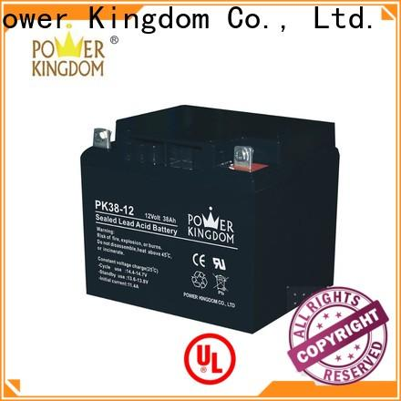 Power Kingdom gel battery price with good price