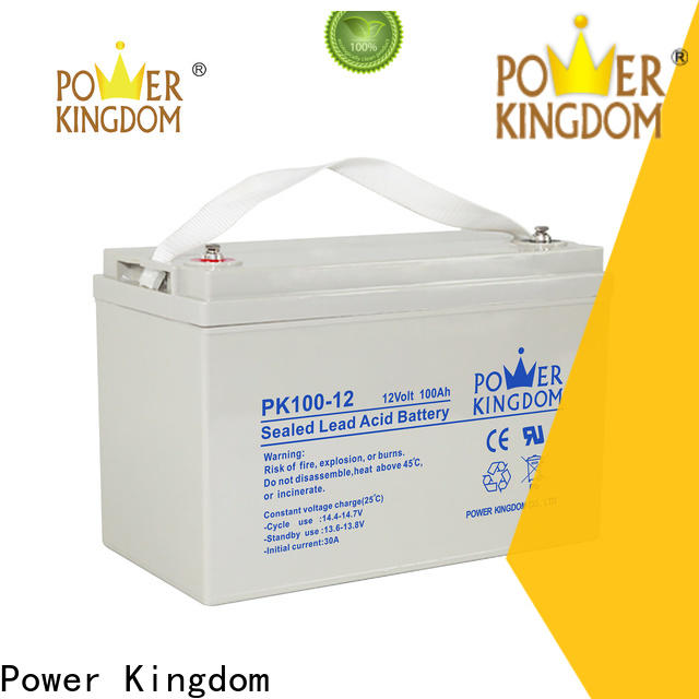 Power Kingdom agm battery cca inquire now solar and wind power system