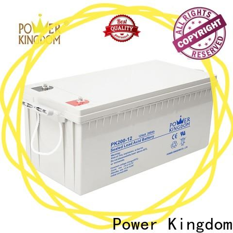 Latest 12 volt sealed agm battery factory Power tools
