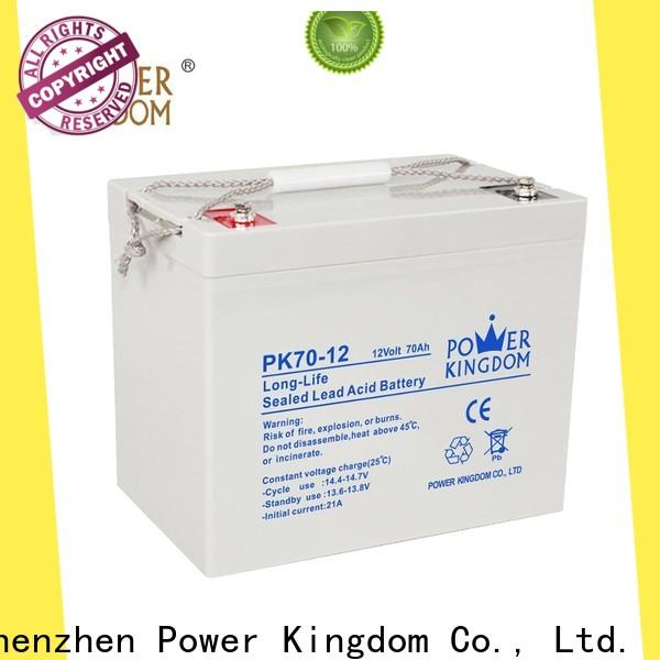 Custom pb gel battery for business Power tools