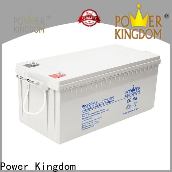Best sealed valve regulated battery from China solar and wind power system