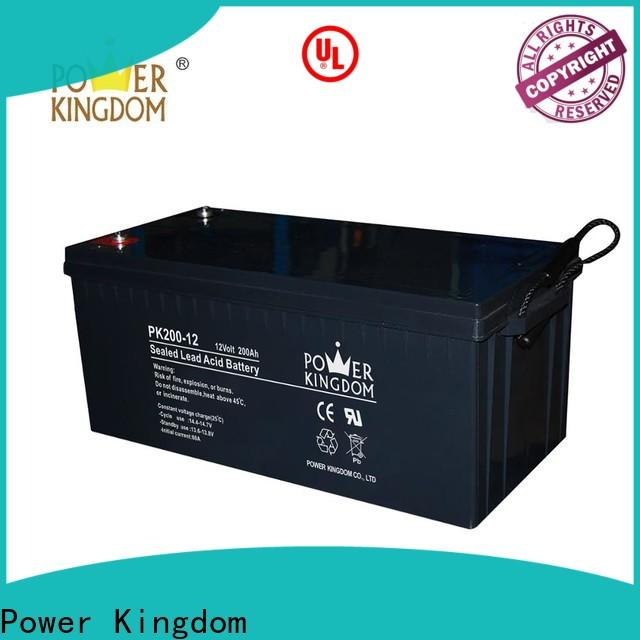 Power Kingdom Wholesale 4d gel battery company Automatic door system