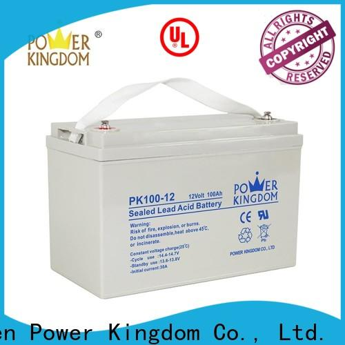 mechanical operation 100ah agm deep cycle battery factory price Power tools