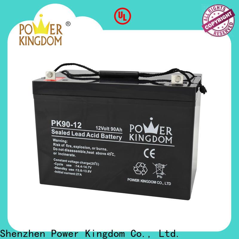 Power Kingdom lead acid agm for business
