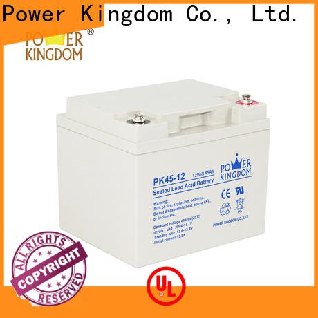 Power Kingdom agm car battery for sale inquire now solar and wind power system