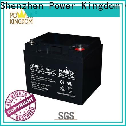 Power Kingdom High-quality flooded cell battery from China