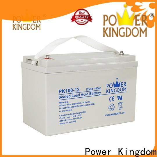 no leakage design 12 volt sealed agm battery for business solar and wind power system