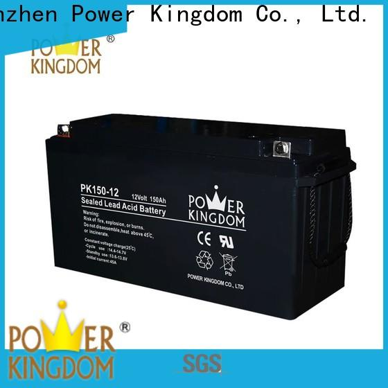 Power Kingdom Custom agm motorcycle battery free quote