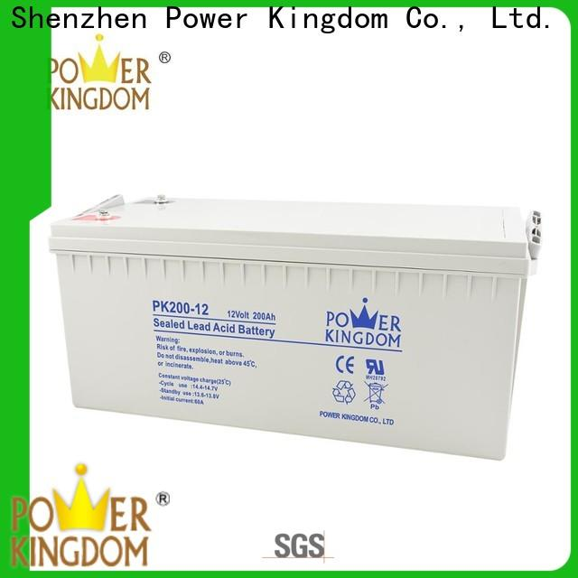 Power Kingdom dry gel battery manufacturers