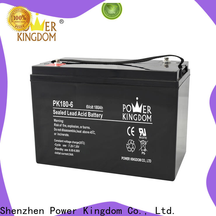 Power Kingdom 6 volt gel cell battery inquire now Automatic door system