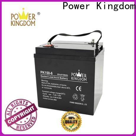 Power Kingdom agm type battery Suppliers solar and wind power system