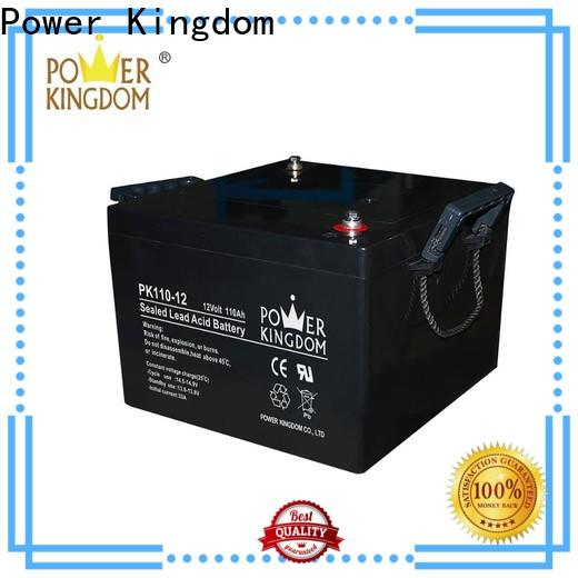 High-quality glass mat batteries manufacturers factory price Power tools