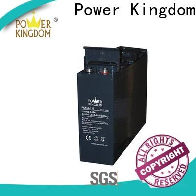 Best gel pack battery from China solar and wind power system
