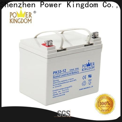 Power Kingdom best gel cell deep cycle battery company