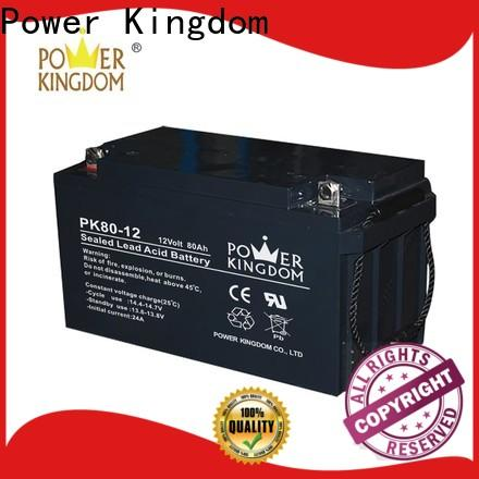 Power Kingdom glass mat batteries for sale factory Automatic door system
