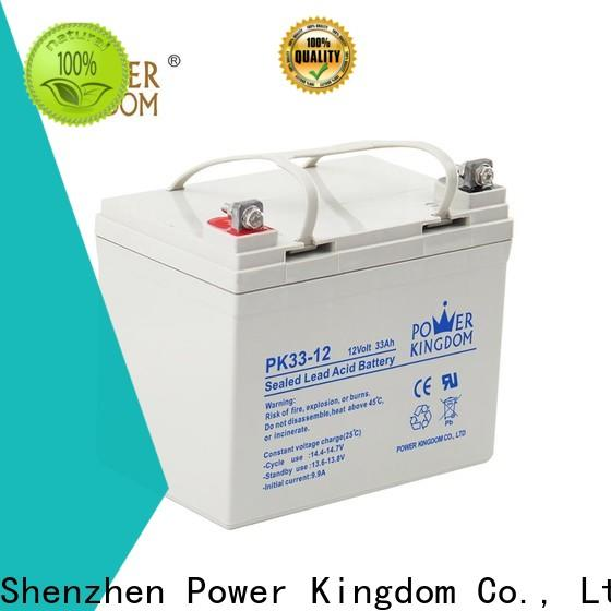 no leakage design gel battery life company solar and wind power system