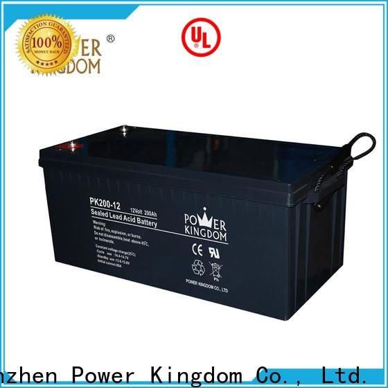 mechanical operation best gel cell deep cycle battery with good price Power tools