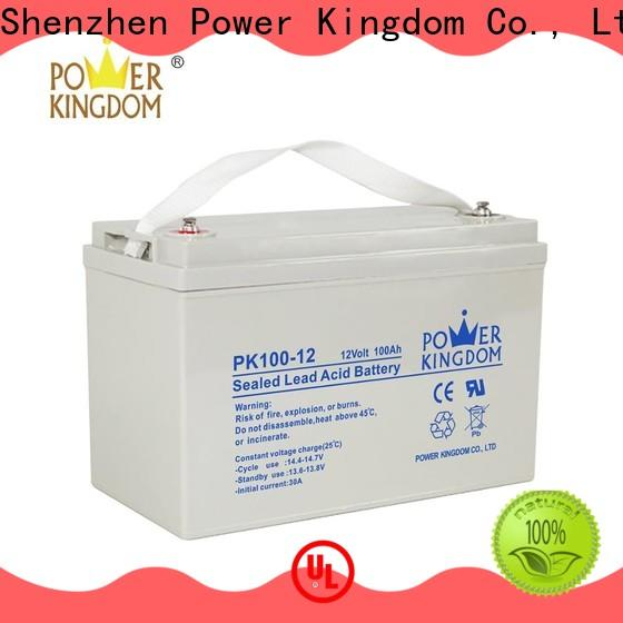 Power Kingdom mat battery charger for business