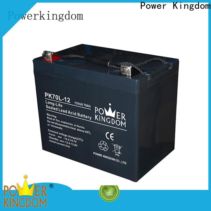 Power Kingdom agm mats factory price