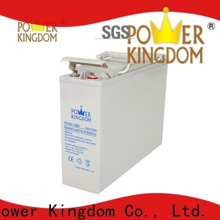 Power Kingdom no leakage design agm battery technology directly sale Automatic door system