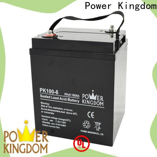 Power Kingdom High-quality gma battery free quote solar and wind power system
