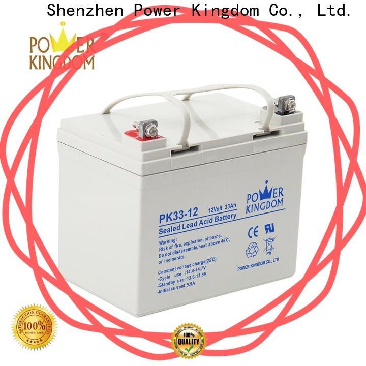 Custom lead acid gel battery for business