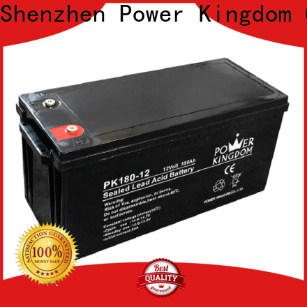 Power Kingdom no leakage design gel cell batteries for sale Supply Power tools