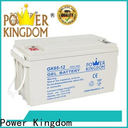 Power Kingdom Custom vrla agm battery price inquire now Power tools