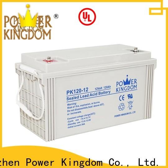Power Kingdom absorbed glass mat marine battery manufacturers