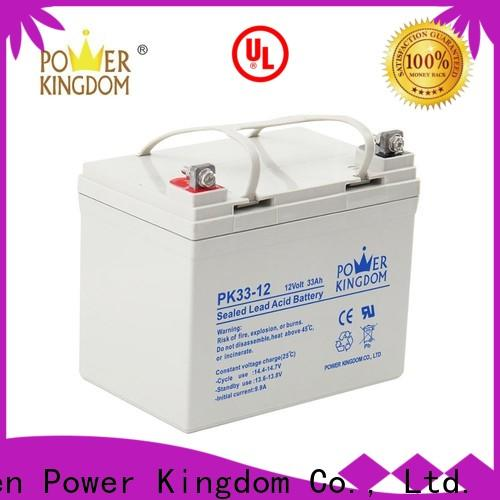 Power Kingdom Custom can i charge an agm battery with a regular charger customization solar and wind power system