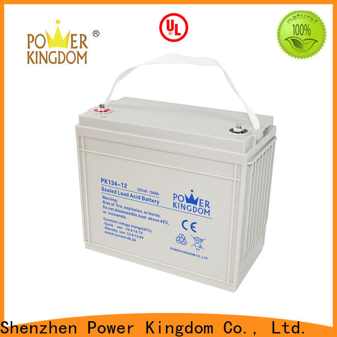 Latest testing agm batteries factory price Power tools