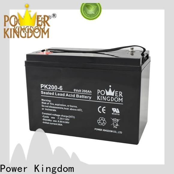 Power Kingdom deep cycle battery manufacturers free quote Power tools
