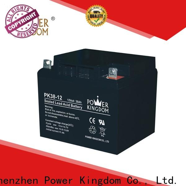 New flooded cell deep cycle battery from China Power tools