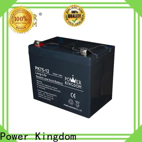 Power Kingdom agm powersport battery factory