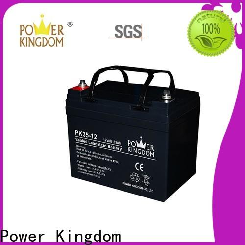 Power Kingdom New 6 volt gel cell customization Automatic door system