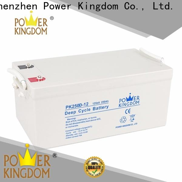 Top deep cycle battery ratings manufacturers solar and wind power system