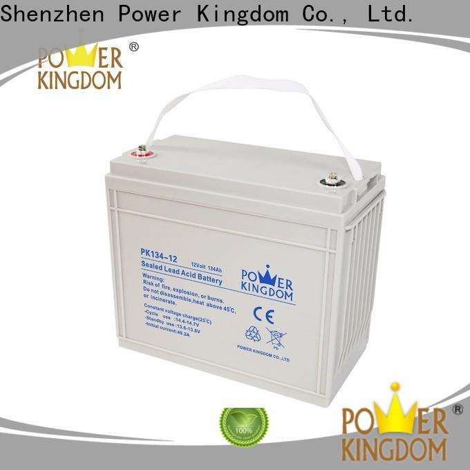 Top group 24 gel cell battery with good price Automatic door system
